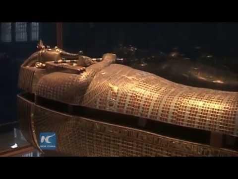 Mộ nữ hoàng Ai Cập Nefertiti có thể nằm cạnh lăng mộ Pharaoh Tutankhamun