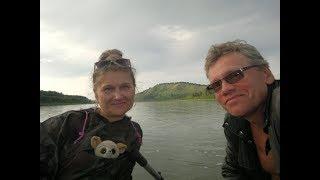 Сплав по реке Кия (БП-2018, часть-2)