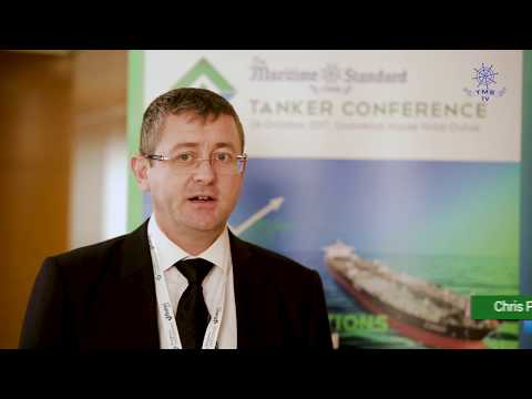 TMS Tanker Conference 2017, Chris Peters, CEO, Emirates Ship Investment Company