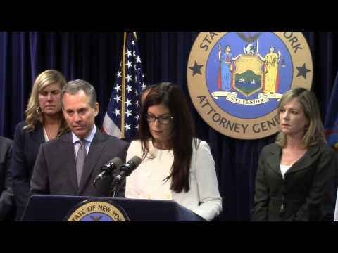 Attorney General Eric Schneiderman announced a multi-state coalition to battle the use and distribution of heroin.