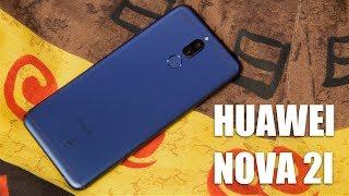 Обзор Huawei Nova 2i