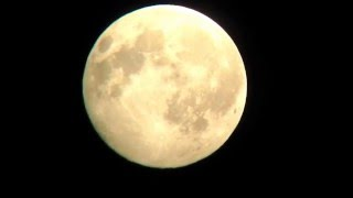 Full Moon, Celestron NexStar 1…
