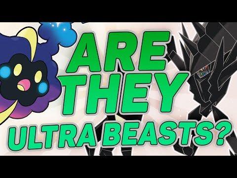 Is Necrozma, Cosmog/Nebby An Ultra Beast?! Pokemon Ultra Sun and Pokemon Ultra Moon Theory