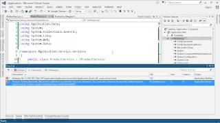 Part 2: ASP NET Web API -  Entity Framework