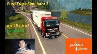 Euro Truck Simulator 2, roblox si farming :) Episodul 90