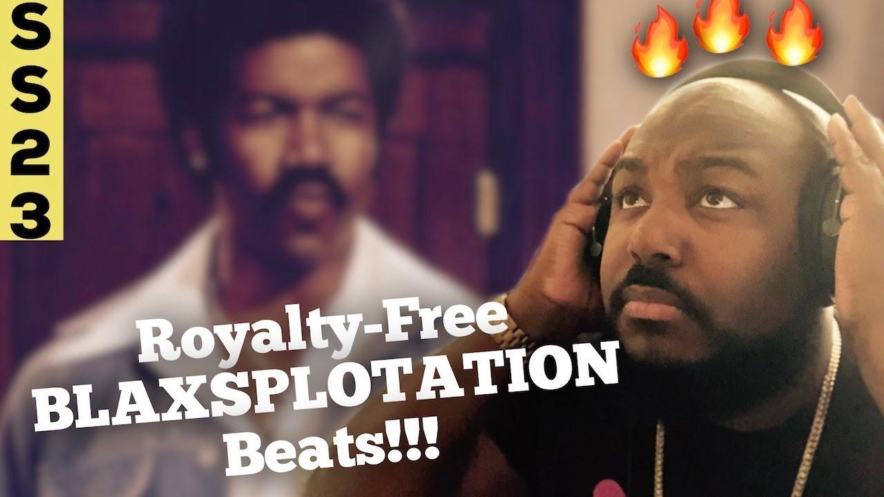 Soul Sunday 23 - Making A Blaxploitation Beat In Ableton Live | Chopping Royalty Free Samples