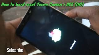 How to bypass Google account from tecno camon I ace