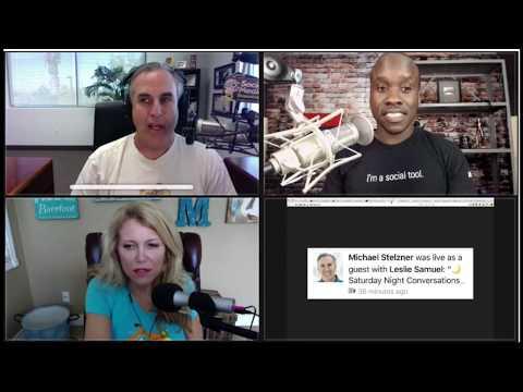 Social Media Marketing Talk Show 4/7/2017