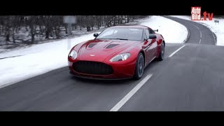 Aston Martin Zagato - Supercar