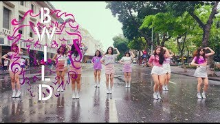 "Download Lagu [KPOP IN PUBLIC CHALLENGE] TWICE (트와이스) ""What is Love?"" (왓 이즈 러브) Dance Cover By B-Wild From Vietnam Mp3"
