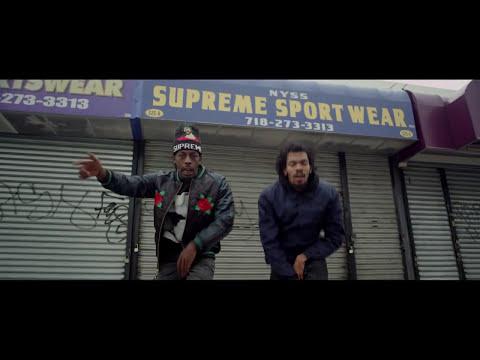 Flatbush ZOMBiES - My Team Supreme 2.0 Music Video feat. Bodega Bamz (Prod. by The Architect)