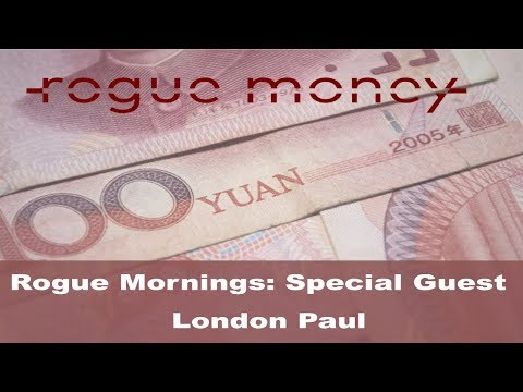 Rogue Mornings - Special Guest - London Paul (03/26/18)