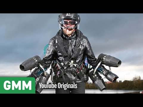 Download Youtube: Real Life Iron Man? | High Road Low Road