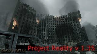 Project Reality BF 2 Обновление v 1.35 Штурм Грозного! Военный симулятор на ПК
