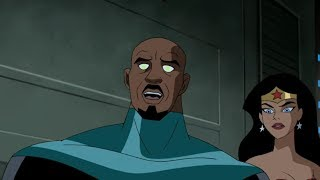 Green Lantern Meets Son! | Justice League Unlimited | mister custodian
