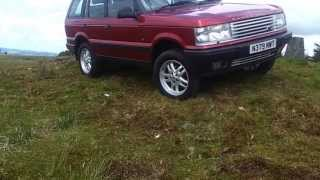 1995 Range Rover 4.6 HSE petrol