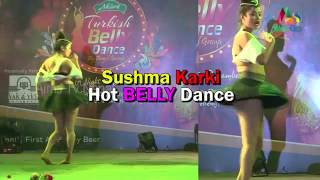 Sushma Karki hot dance..