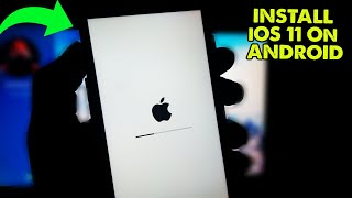 iPhone iOS 11 Install On Any Android || Complete iPhone Installation 2018