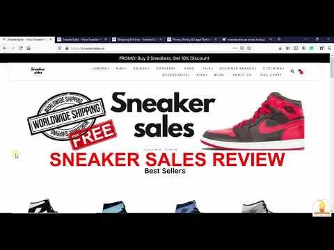 Sneakersales Es Reviews I Is Sneakersales Scam Or Legit Youtube