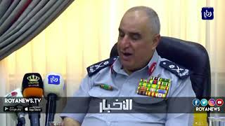 لجنة فلسطين تزور الدفاع المدني