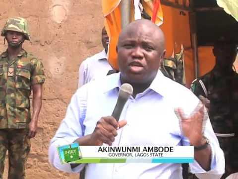 Ambode tours Ikorodu  February 22nd