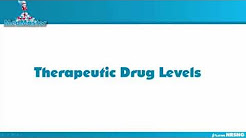 NCLEX® Pharmacology Review - Therapeutic Drug Levels (lithium, digoxin, theophylline, phenytoin)