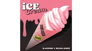 "This is the audio for ""ice cream"" by blackpink & selena gomez. from single, cream"". song was written by: teddy park, rebecca johnson, jeong hun..."