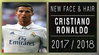PES 2013| C.Ronaldo Face+Hair 2017-2018