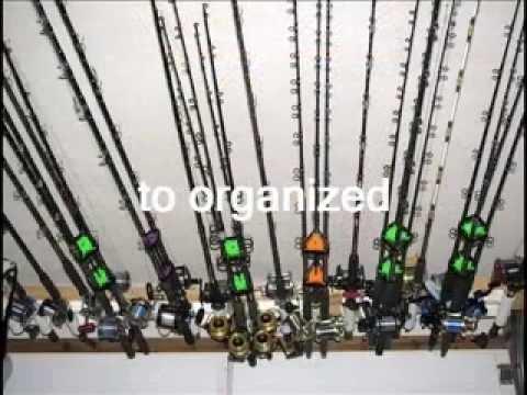 Quadrodz Fishing Rod Holder And Transport Systems Wmv