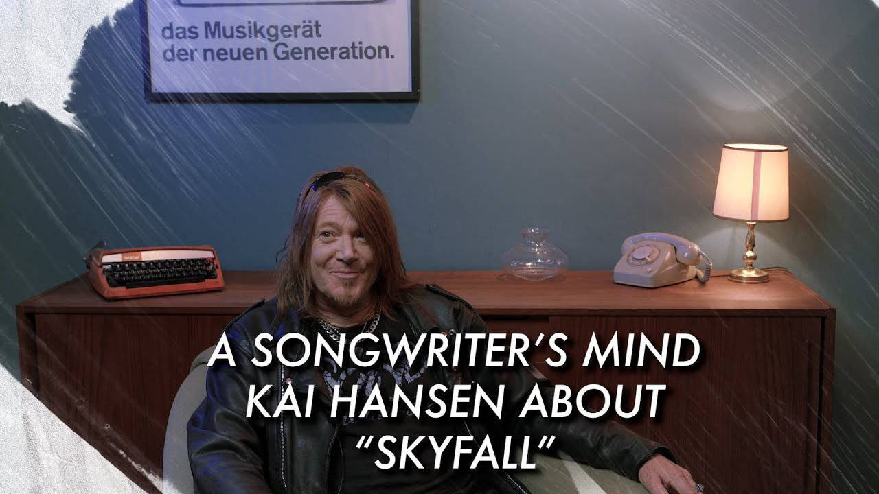 "The Story Behind: Kai Hansen remembers writing ""Skyfall"" 