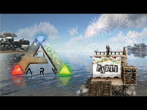PARTY HARD - ARK: Survival Evolved Gameplay Part 7