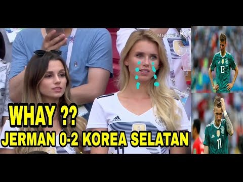 Tragis Ini Penyebab Jerman Pulang Kampung 0-2 VS Korea Selatan HD Display