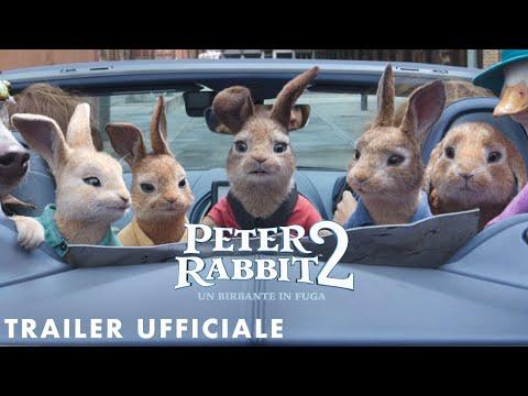 Peter Rabbit 2: Un birbante in fuga - Trailer Ufficiale | Dal 1° Luglio al Cinema