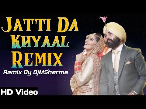 Jatti De Khayal Remix (Full Song) | Jugraj Sandhu | Urs Guri || Dr. Shree | New Punjabi Songs 2019