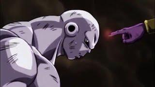 Jiren kneels before Frieza - Dragon Ball episode 131