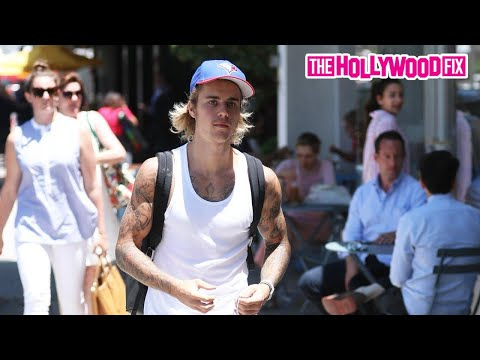 Justin Bieber Speaks On His Wedding & Rumored Pregnancy With Hailey Baldwin In Beverly Hills