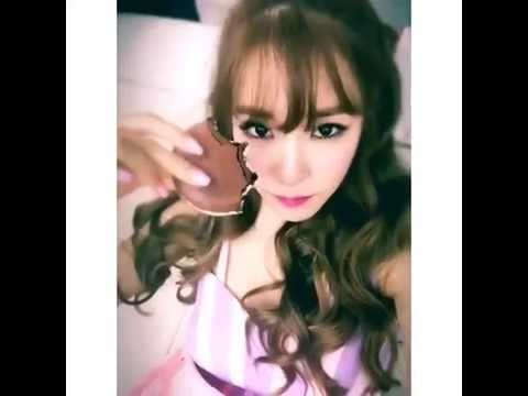 [Instagram] 150419 SNSD Tiffany cute xolovestephi - YouTube