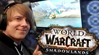 GAMEPLAY z World of Warcraft Shadowlands na Blizzcon 2019!