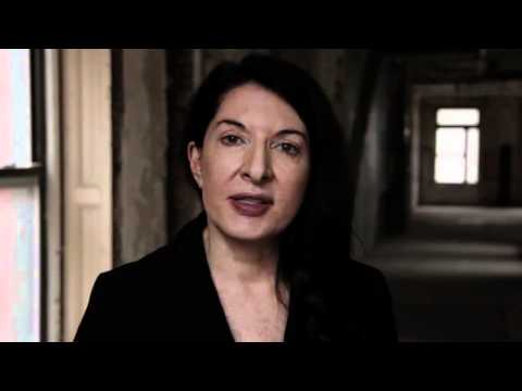 Marina Abramovic CommunityCenter Obod Cetinje Intro