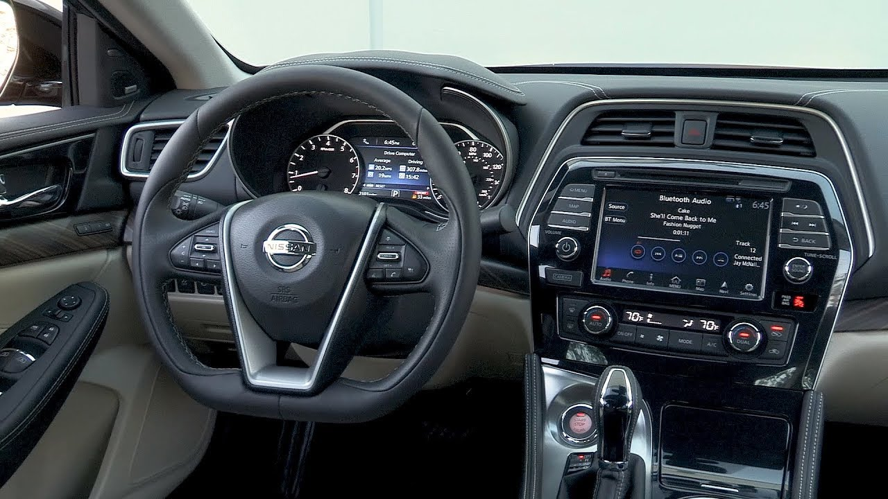 2018 Nissan Maxima Interior | Best new cars for 2018