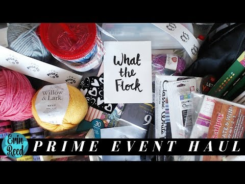 Prime Networking Creativation 2018 Haul