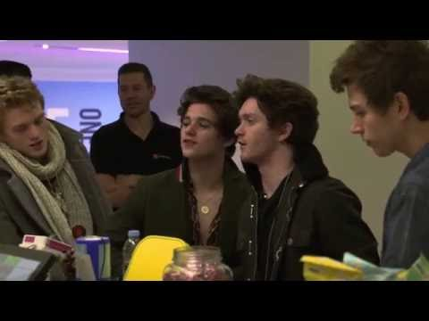 THE VAMPS | CAPITAL FM TAKEOVER