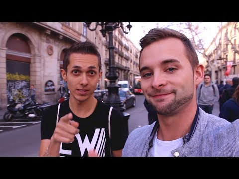 Outtakes - Best of Fail - Barcelona
