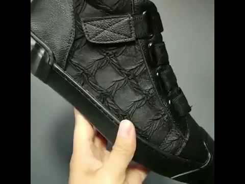 [VIDEO] - spring new men's shoes breathable fashion casual shoes 1