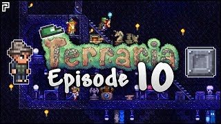 Base Expansions & Terraria Fishing Quests! | Terraria Episode 10