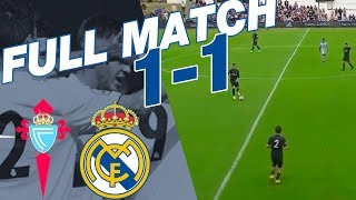 FULL MATCH STREAM | Celta Vigo B - Real Madrid Castilla