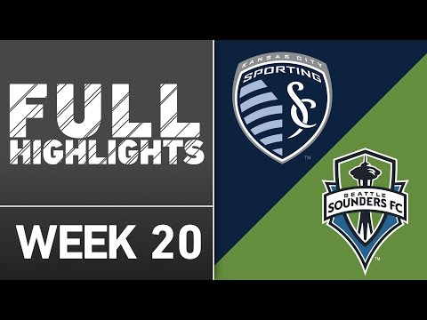 HIGHLIGHTS | Sporting Kansas City 3-0 Seattle Sounders