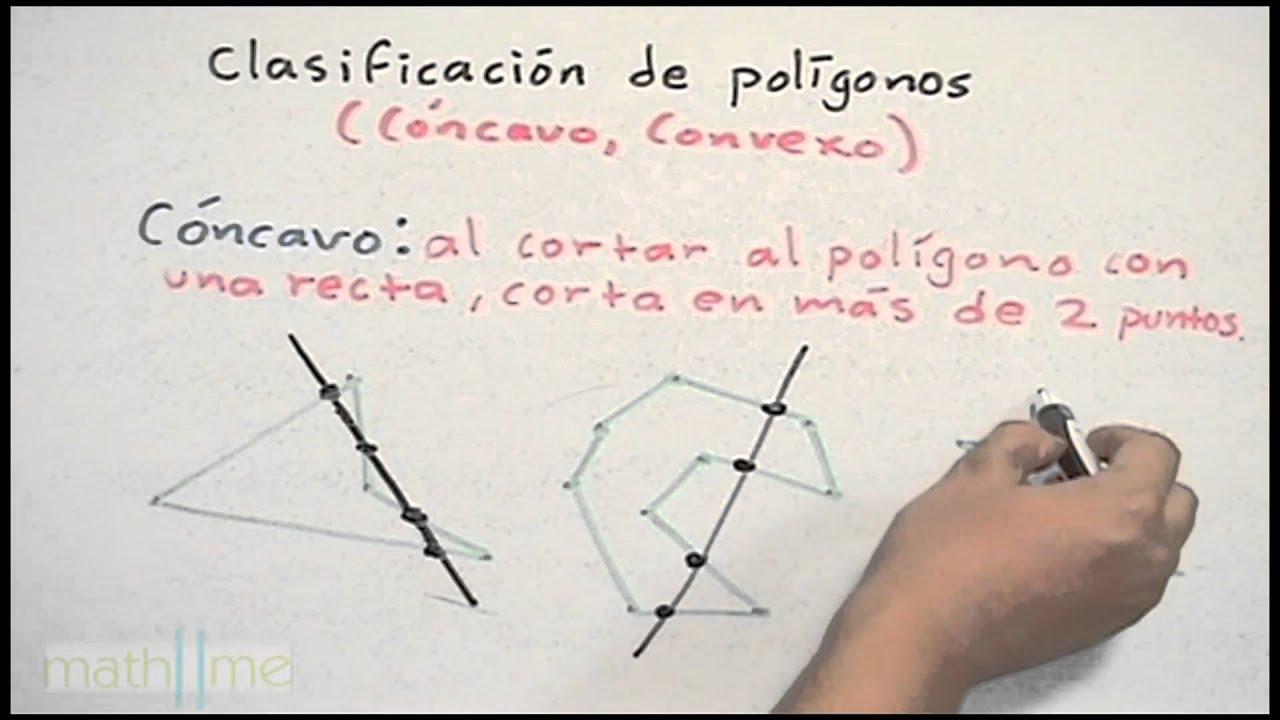 Polígonos Convexo Y Concavo Youtube