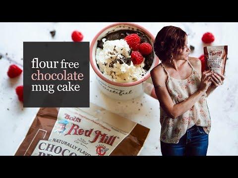 Flourless Chocolate Mug Cake