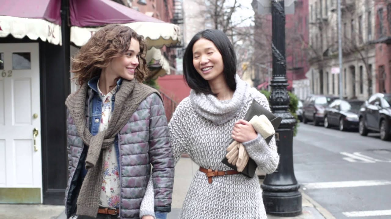 United colors of benetton autumn 2015 woman and man for United colors of benetton catalogo 2016